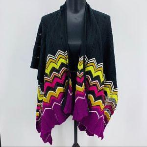 Missoni for Target NWT Ruana Wrap, Sweater, Scarf